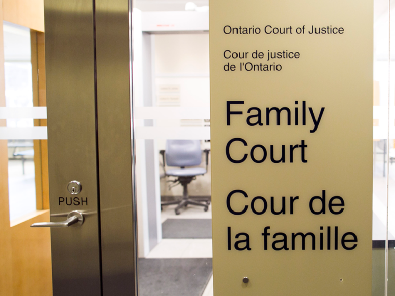 Ontario Family Court Decisions